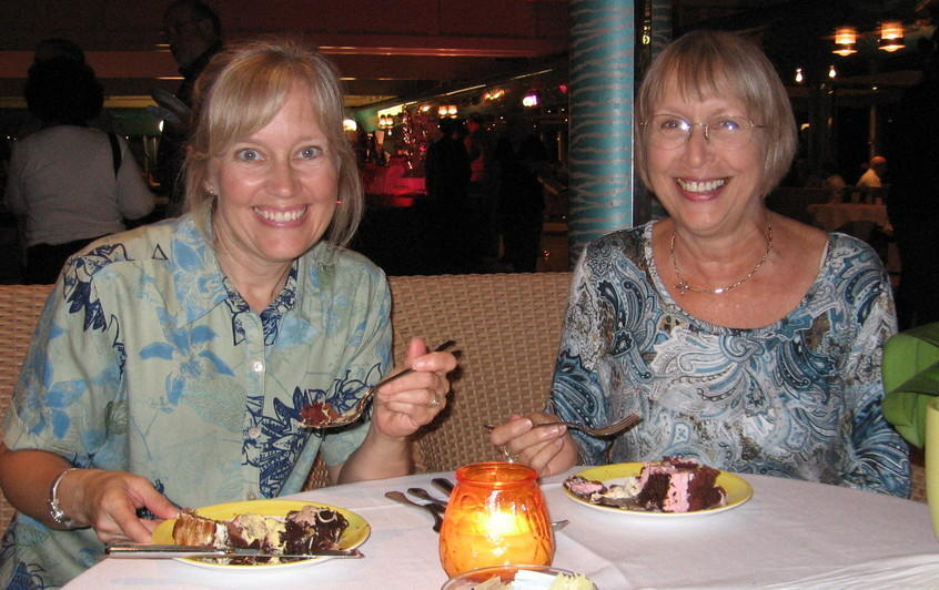 Enjoying Dessert Prior to the Pancreatic Cancer Diet
